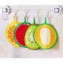 Toalha De Mão/bate Mão Pano De Cozinha Com Desenho De Frutas