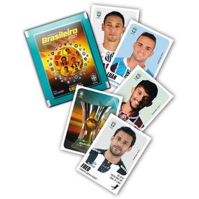Figurinha Brasileirão 2017 (lote Com 140 Figurinhas)