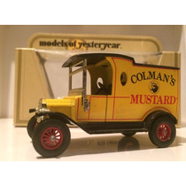 Matchbox Models Of Yesteryears By Lesney