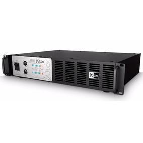 Amplificador Potência 200w Machine Wvox A 600