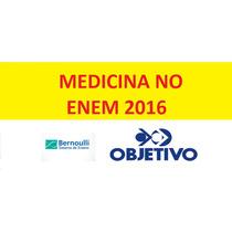 Passe Em Medicina No Enem2016: Kit Completo De Apostilas