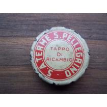 Antiguio Tapón Tapita De Recambio Botella Agua San Pellegrin