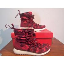 Botas Nike Roshe One Hi Print -nuevas -oferta -envios -