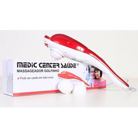 Massageador Elétrico Golfinho - Medic Center Saúde 110v