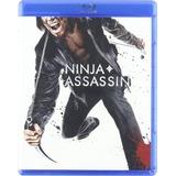 Blu Ray Ninja Assassino - Dub/leg, Lacrado