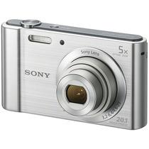 Câmera Sony Cyber-shot Dsc-w800 Prata