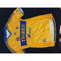 Camisa Tigres Original 2013 Firmada