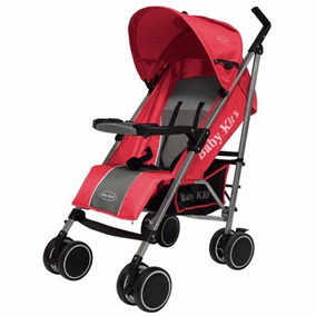 Baby Kits - Coche Bastón Para Bebés Clap Rojo