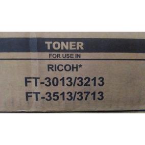 Toner Ricoh Ft-3013 | Ft-3213 | Ft-3513 | Ft-3713 | Type 320