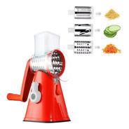 Cortador Fatiador Ralador De Legumes Verduras Frutas 123
