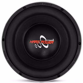 Subwoofer 12 500w Rms Falante Hard Power S500w Grave 2 Ohm