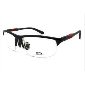 1a8190c56956b Óculos Carrera Preto Fosco,com Listra Vermelha Original Armacoes ...