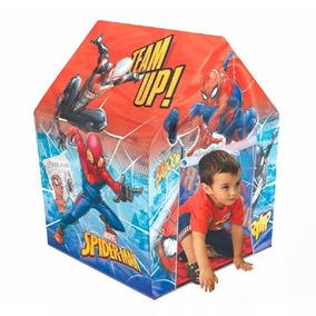 Barraca Spider-man Da Lider Brinquedos- Modelo Novo
