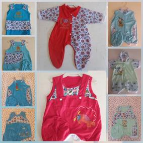 Kit 20 Roupinhas Para Bebê Menino Ou Menina,preço De Revenda