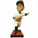 Beisbol Figura Bobblehead-cabezon De Jorge De La Rosa