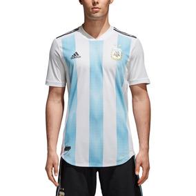 Camiseta adidas Titular De Juego Selección Argentina 2018