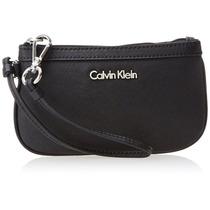 Bolsas Calvin Klein Leather Wristlet Ifs Femenino W17