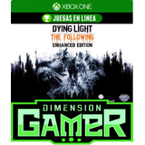 Dying Light - Xbox One - N Codigo
