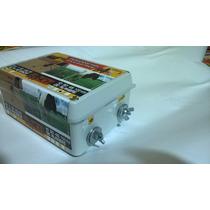 Cerco Electrico Ganadero Energizador 110v Luz De Casa 12v B