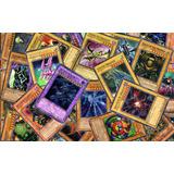 Mega Pack De Cartas De Yugioh 1 Secreta (100 Cartas)