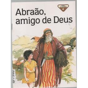 @7940 Abraão, Amigo De Deus - A Biblia Em Histórias