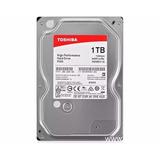 Disco Duro Toshiba P300, 1tb, Sata 6.0 Gb/s, 7200 Rpm, 3.5