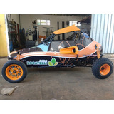 Kart Cross Barracuda Ii 250cc Buggy Gaiola