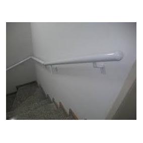5 Metros De Corrimão De Alumínio Completo Para Escada
