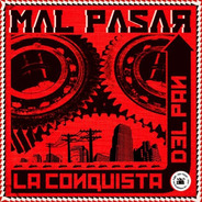 Cd Mal Pasar  La Conquista Del Mal  (2012)