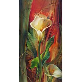 Cuadros Originales Pintura A Mano Flores
