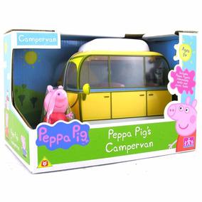 Peppa Pig Campervan Con Una Figura *envío Gratis