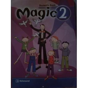 Libros De Ingles Magic De 1er A 6to Grado Editorial Richmond