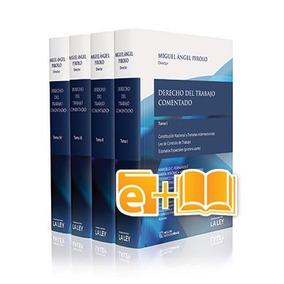 Derecho Del Trabajo Comentado (ebook+papel)