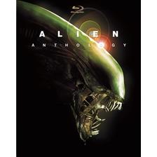 Alien Anthology Blu-ray Nuevo Y Sellado
