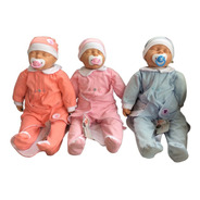 Bebotes Reales Bebe Recien Nacidos Bebes Reborn 58 Cm Bebote