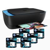 Hp Impresora Ultra 4729 Deskjet Con 6 Cartuchos