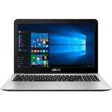 Notebook Asus Core I3/4gb / 1tb/15.6 / W10 X541ua-g01372t
