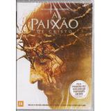 Dvd A Paixão De Cristo Mel Gibson Dublado Original Lacrado