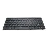 Teclado Notebook Lenovo G480 G485 Negro, Español Nuevos