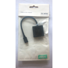 Cable Adaptador Mini Hdmi A Vga
