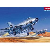 Avião Para Montar M-21 Fishbed 1:72 Academy 12442