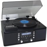 Bafle Sonido Teac Lpr-550 Minicomponente Negro (pieza )