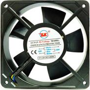 Micro Ventoinha Cooler 120x120x25hbl 110v 220v Com Rolamento