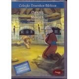 Dvd Desenhos Bíblicos Vol 06 - Daniel | Moisés