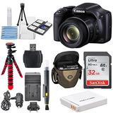 Canon Powershot Sx530 Hs - Cámara Digital Con Wi-fi Con Paq
