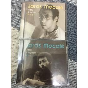 Cd Jards Macale 2cds Raro & Inedito Volume 1 E 2 Frete 5