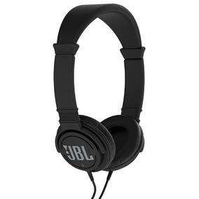 Headphone Jbl Auto Ajustáveis - Jblc300siblk