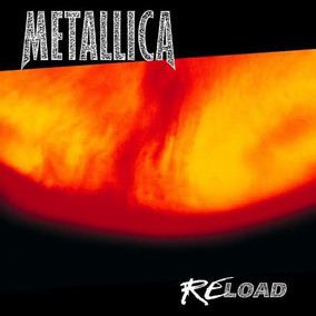 Vinilo Metallica - Reload