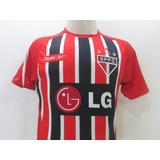 Camisa São Paulo Reebok Oficial Lg Novinha Pronta Entrega 0a9a744fbeb