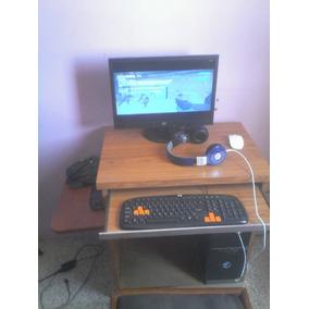 Computador Completo Dual Core Con Mesa